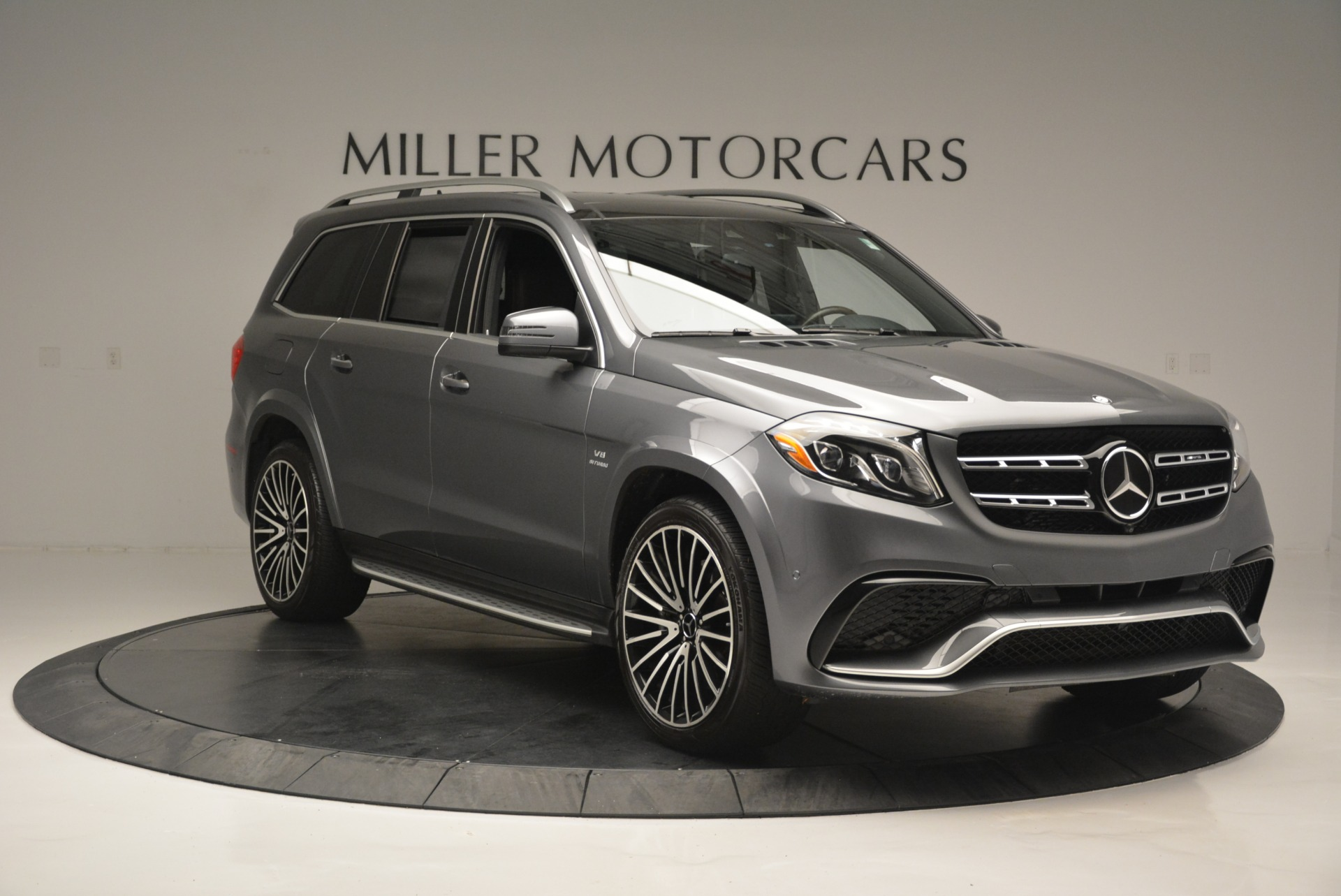 Used 2017 Mercedes-Benz GLS AMG GLS 63 For Sale In Greenwich, CT 2518_p13