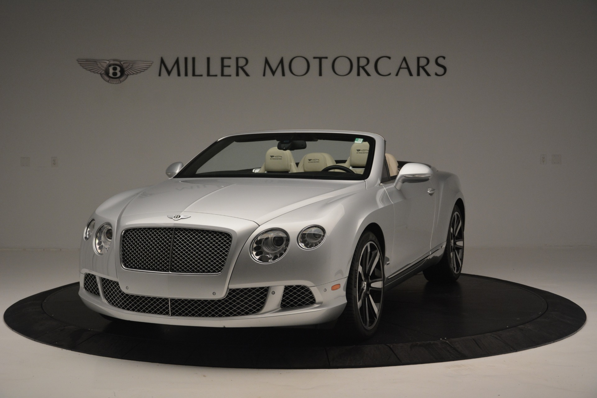 Used 2013 Bentley Continental GT W12 Le Mans Edition For Sale In Greenwich, CT 2519_main