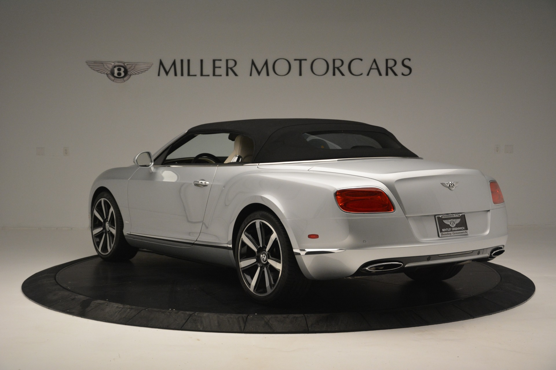 Used 2013 Bentley Continental GT W12 Le Mans Edition For Sale In Greenwich, CT 2519_p12