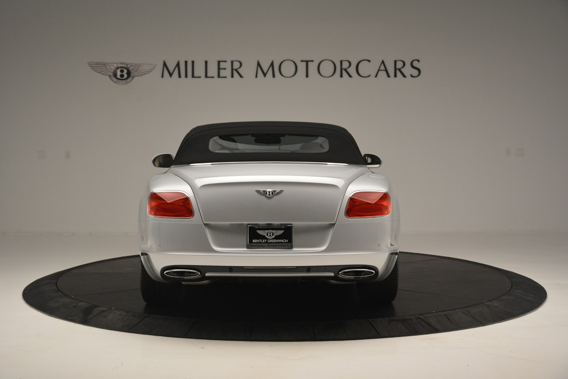 Used 2013 Bentley Continental GT W12 Le Mans Edition For Sale In Greenwich, CT 2519_p13