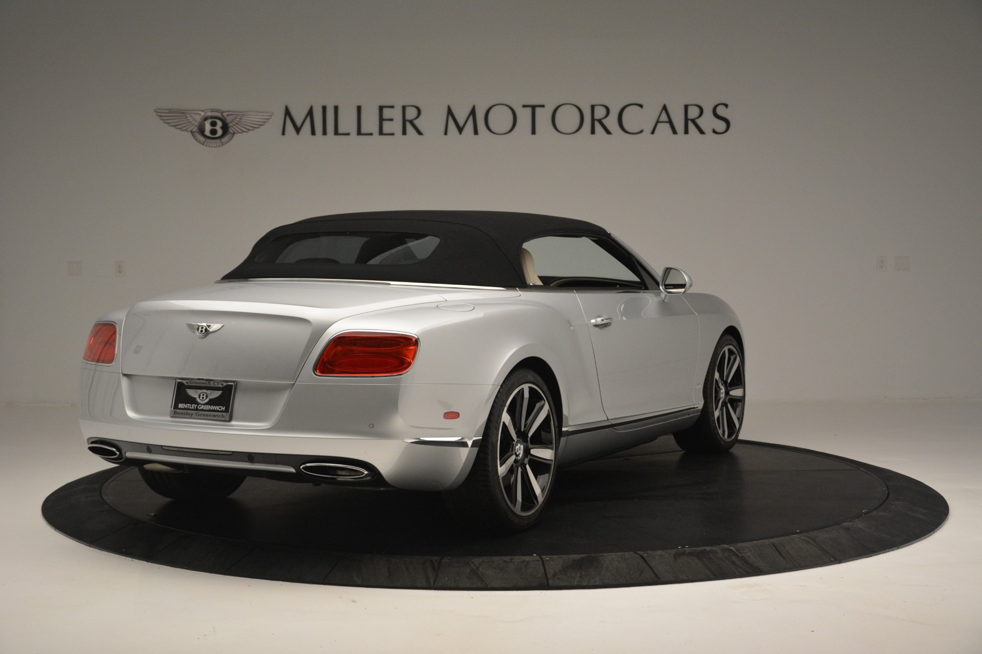 Used 2013 Bentley Continental GT W12 Le Mans Edition For Sale In Greenwich, CT 2519_p14