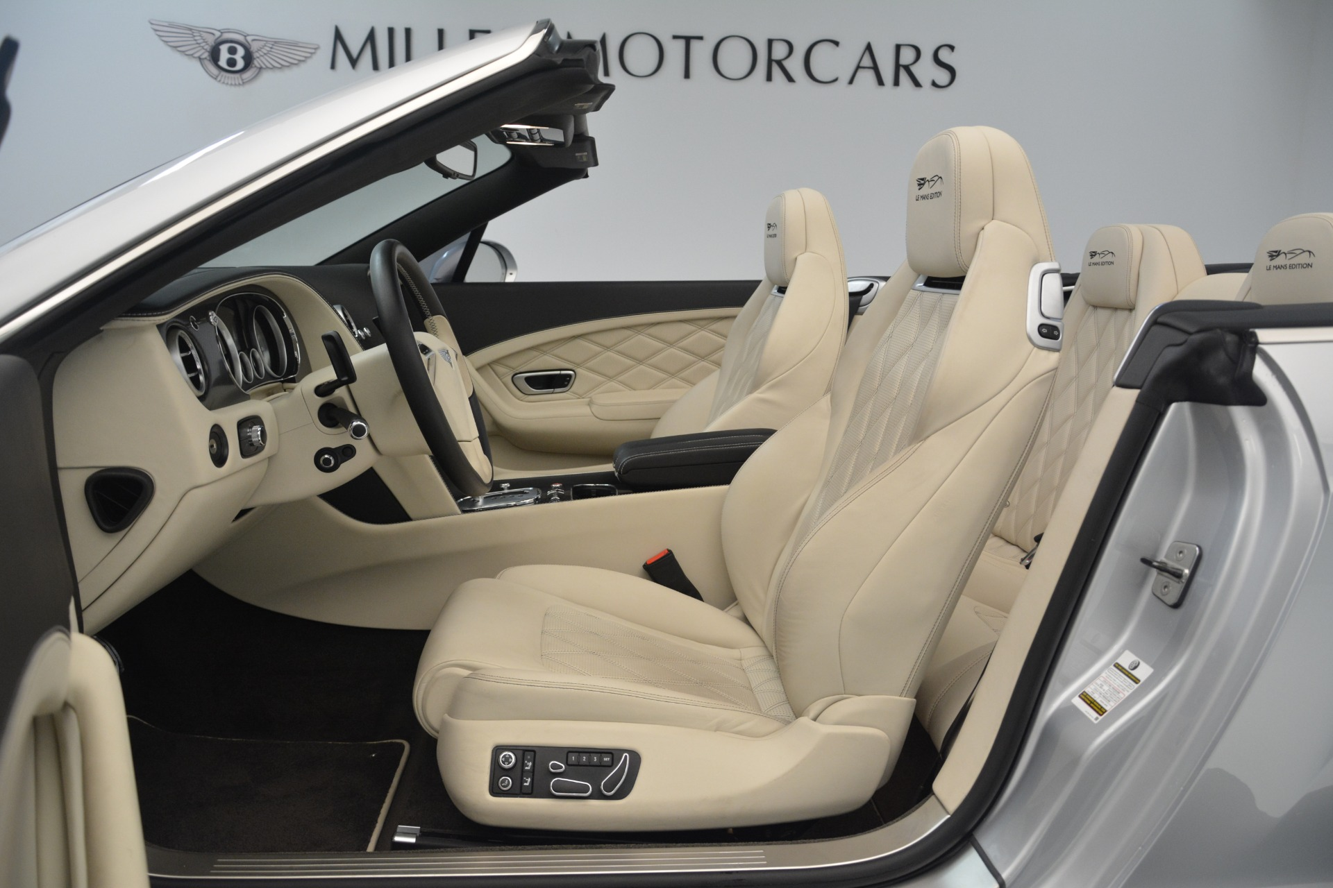 Used 2013 Bentley Continental GT W12 Le Mans Edition For Sale In Greenwich, CT 2519_p22