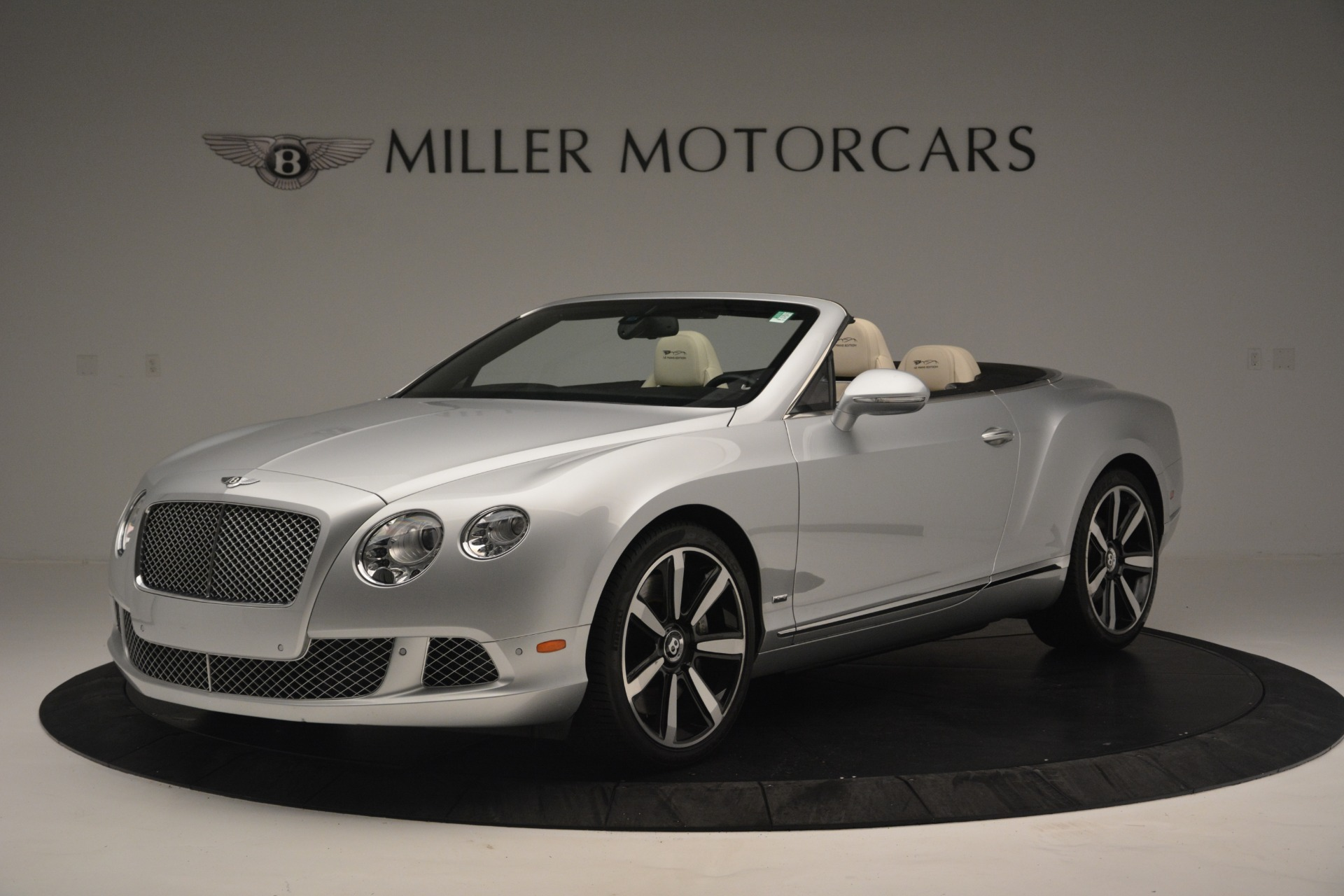 Used 2013 Bentley Continental GT W12 Le Mans Edition For Sale In Greenwich, CT 2519_p2