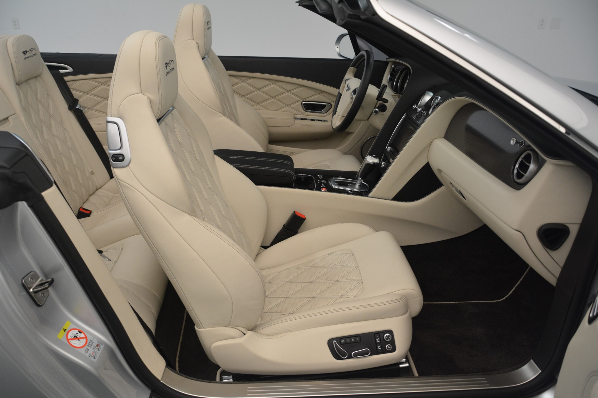 Used 2013 Bentley Continental GT W12 Le Mans Edition For Sale In Greenwich, CT 2519_p30