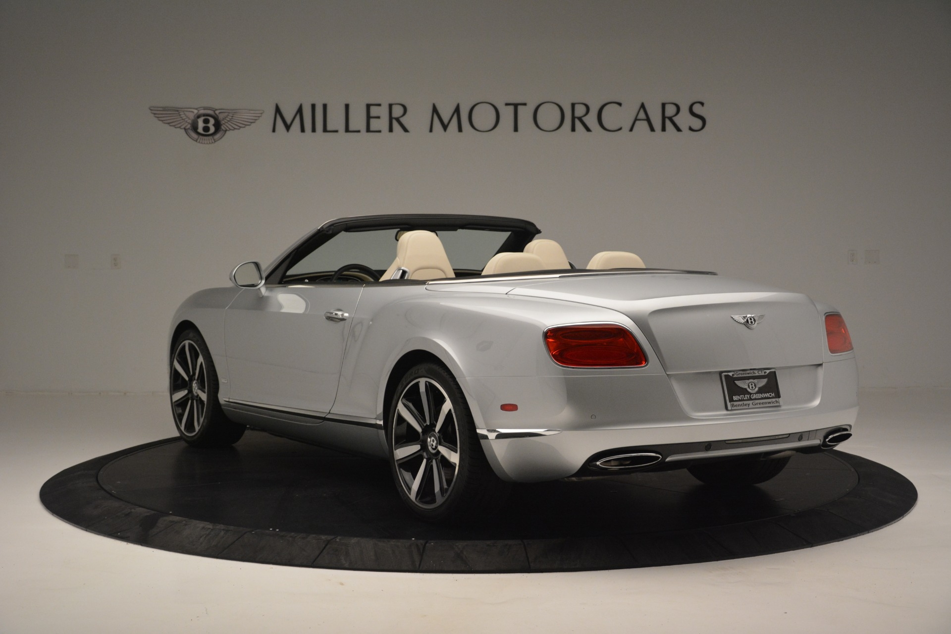 Used 2013 Bentley Continental GT W12 Le Mans Edition For Sale In Greenwich, CT 2519_p4