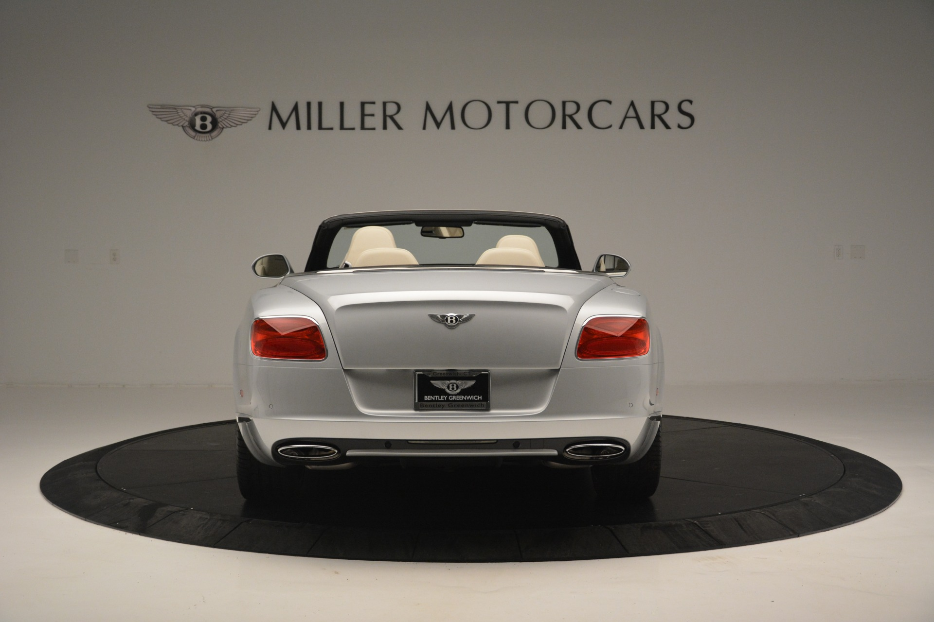 Used 2013 Bentley Continental GT W12 Le Mans Edition For Sale In Greenwich, CT 2519_p5
