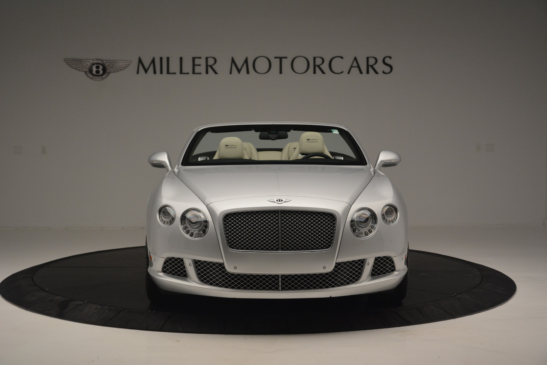 Used 2013 Bentley Continental GT W12 Le Mans Edition For Sale In Greenwich, CT 2519_p9