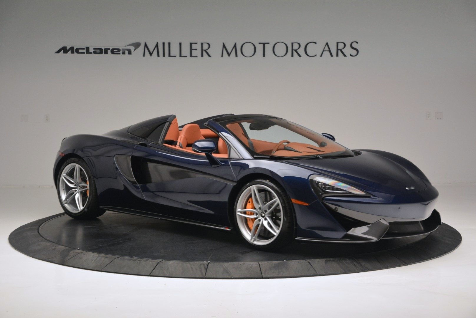 New 2019 McLaren 570S Spider Convertible For Sale In Greenwich, CT 2521_p10