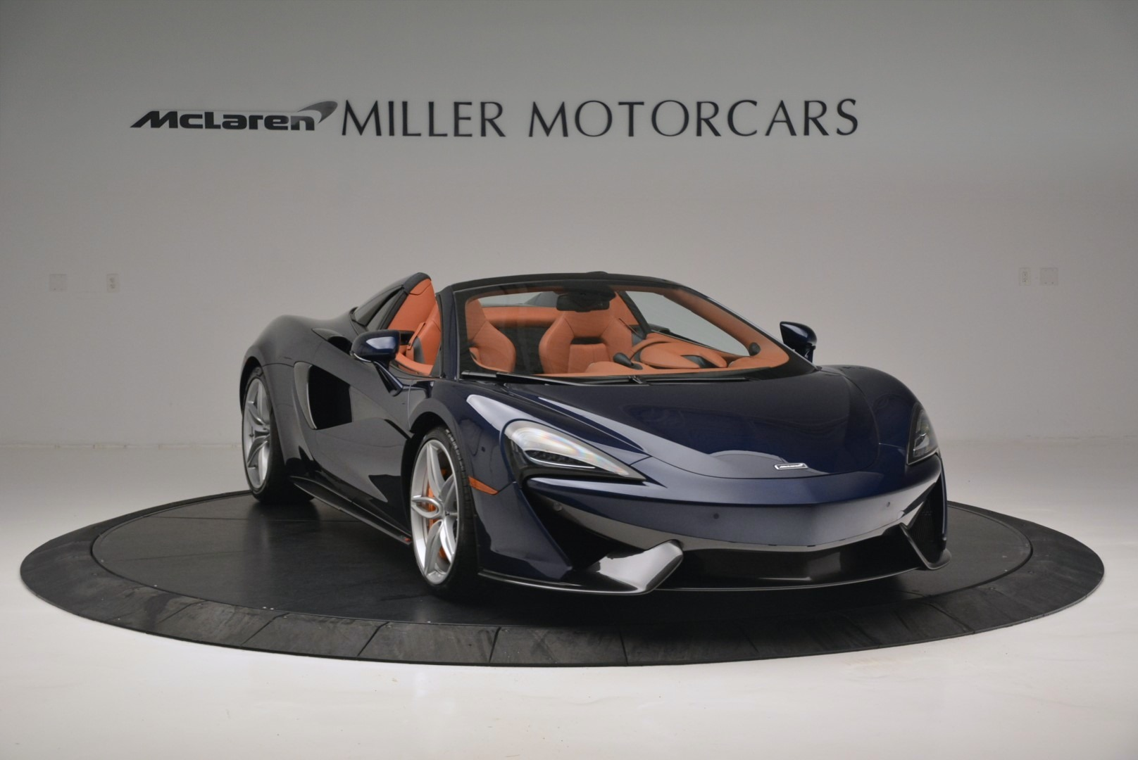 New 2019 McLaren 570S Spider Convertible For Sale In Greenwich, CT 2521_p11