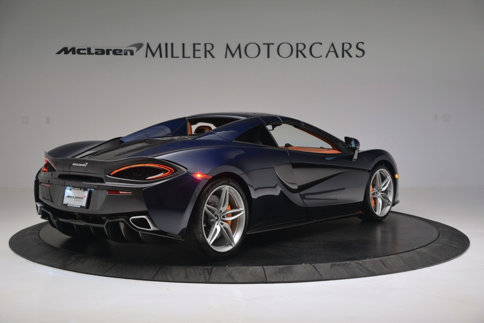 New 2019 McLaren 570S Spider Convertible For Sale In Greenwich, CT 2521_p19