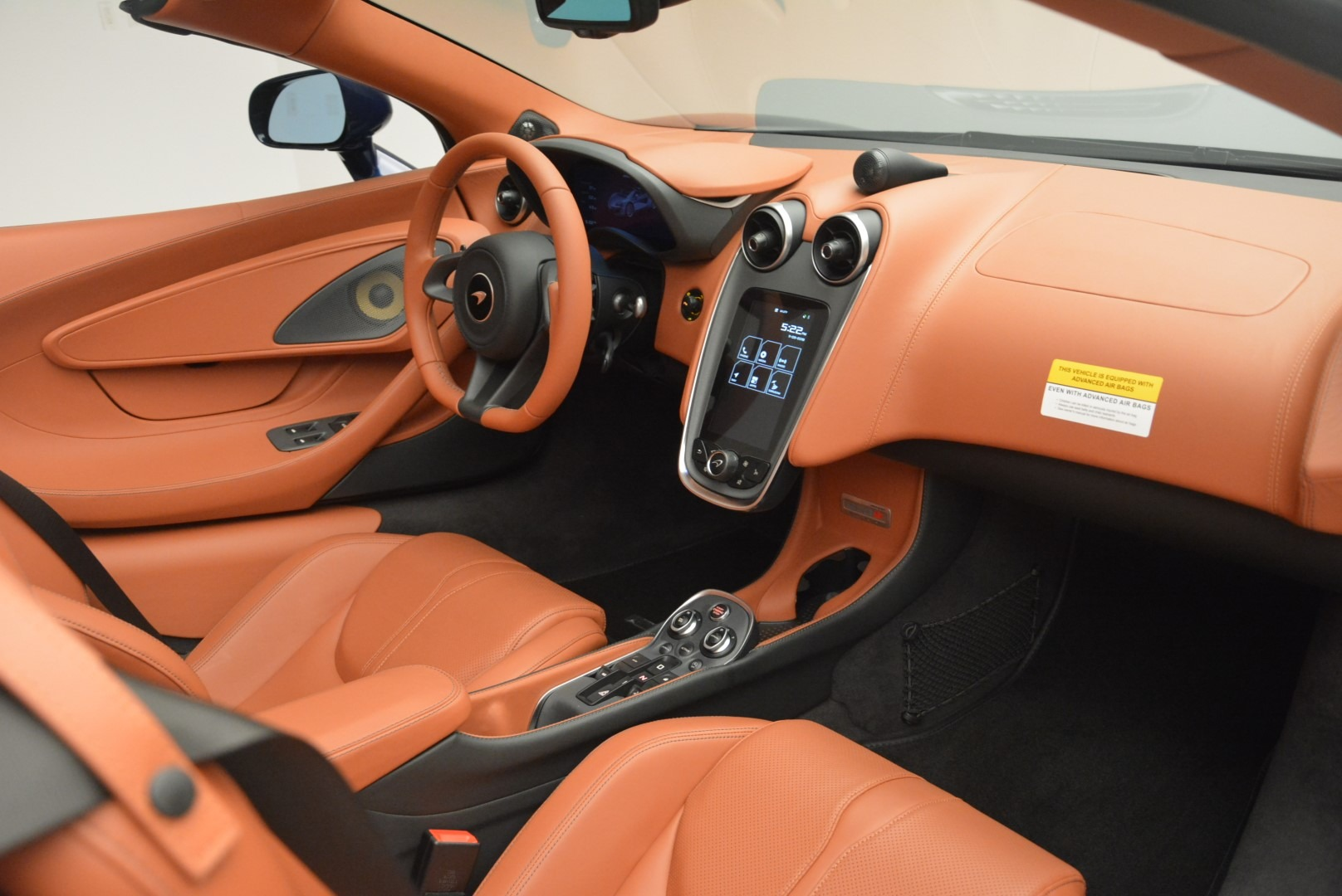 New 2019 McLaren 570S Spider Convertible For Sale In Greenwich, CT 2521_p26