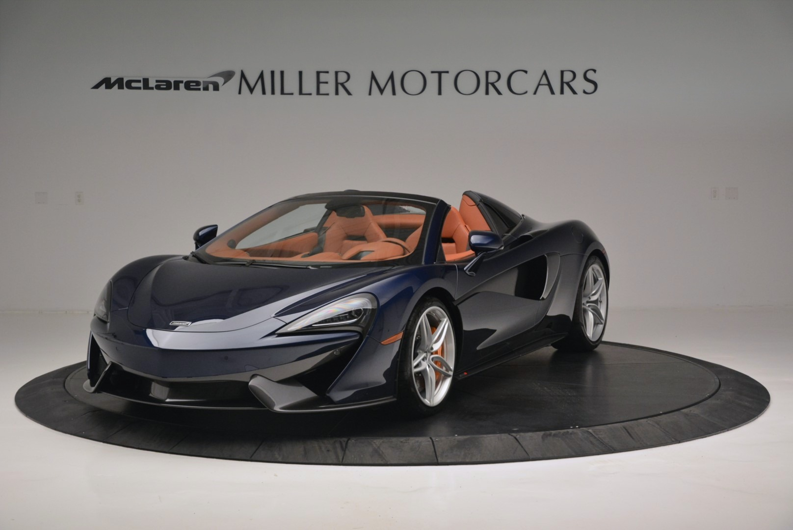 New 2019 McLaren 570S Spider Convertible For Sale In Greenwich, CT 2521_p2