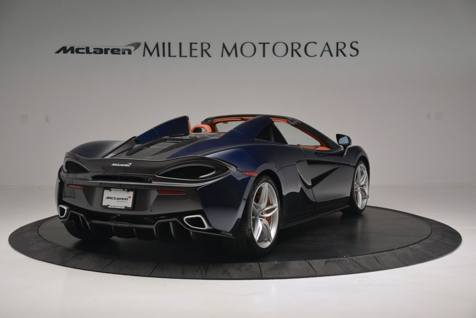 New 2019 McLaren 570S Spider Convertible For Sale In Greenwich, CT 2521_p7