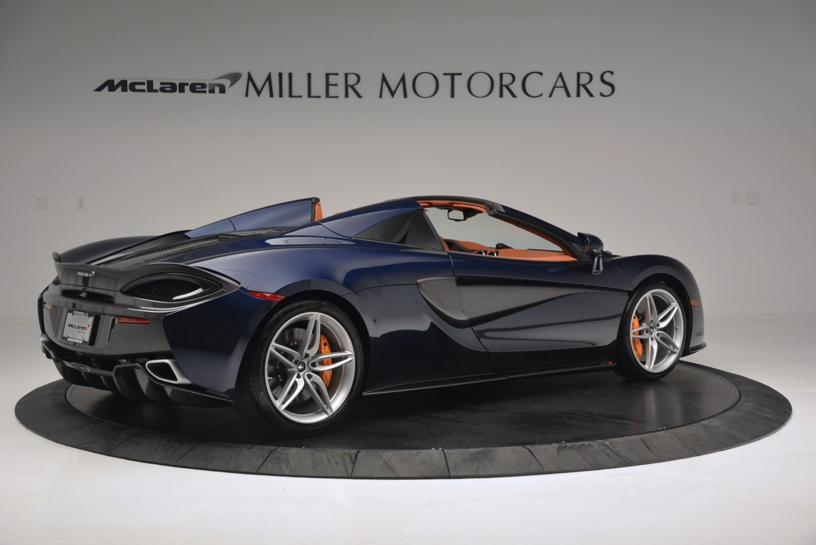 New 2019 McLaren 570S Spider Convertible For Sale In Greenwich, CT 2521_p8