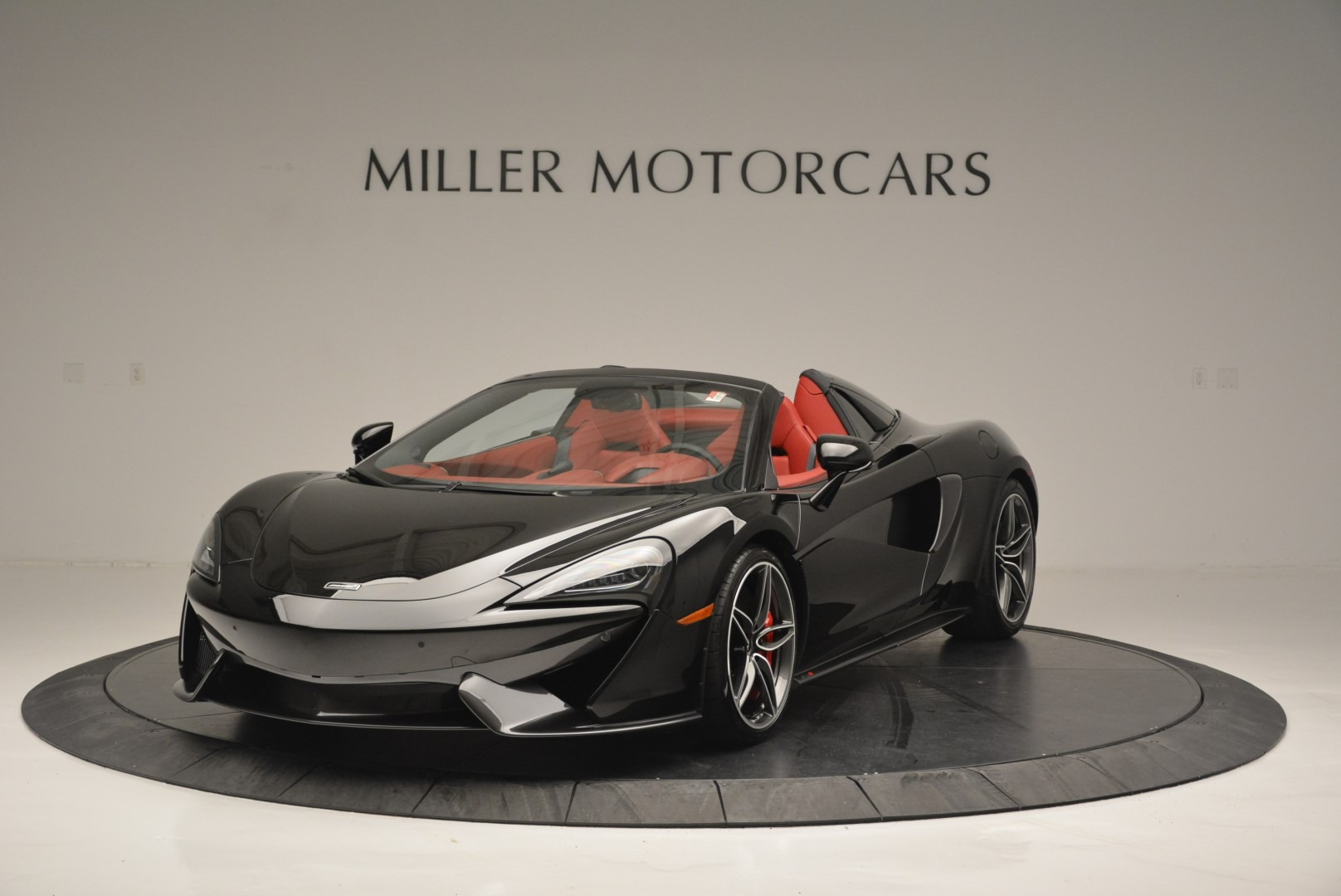 New 2019 McLaren 570S Convertible For Sale In Greenwich, CT 2522_p2