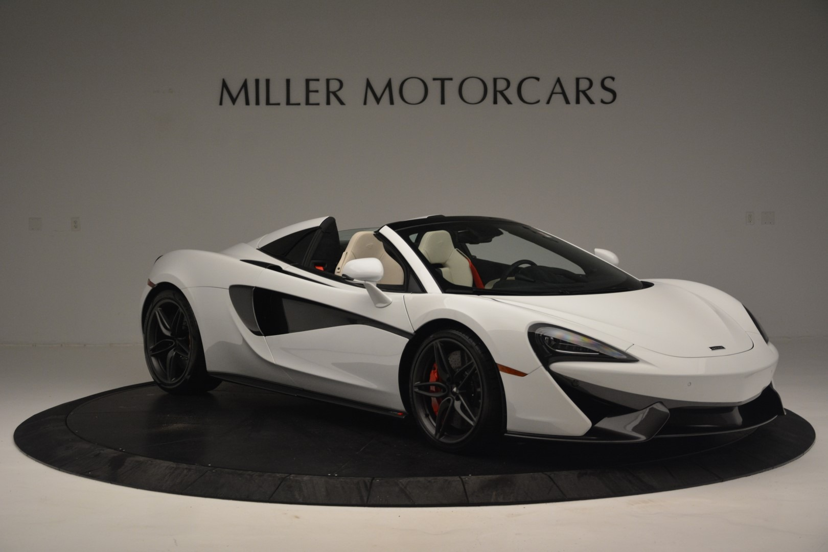 New 2019 McLaren 570S Spider Convertible For Sale In Greenwich, CT 2523_p11