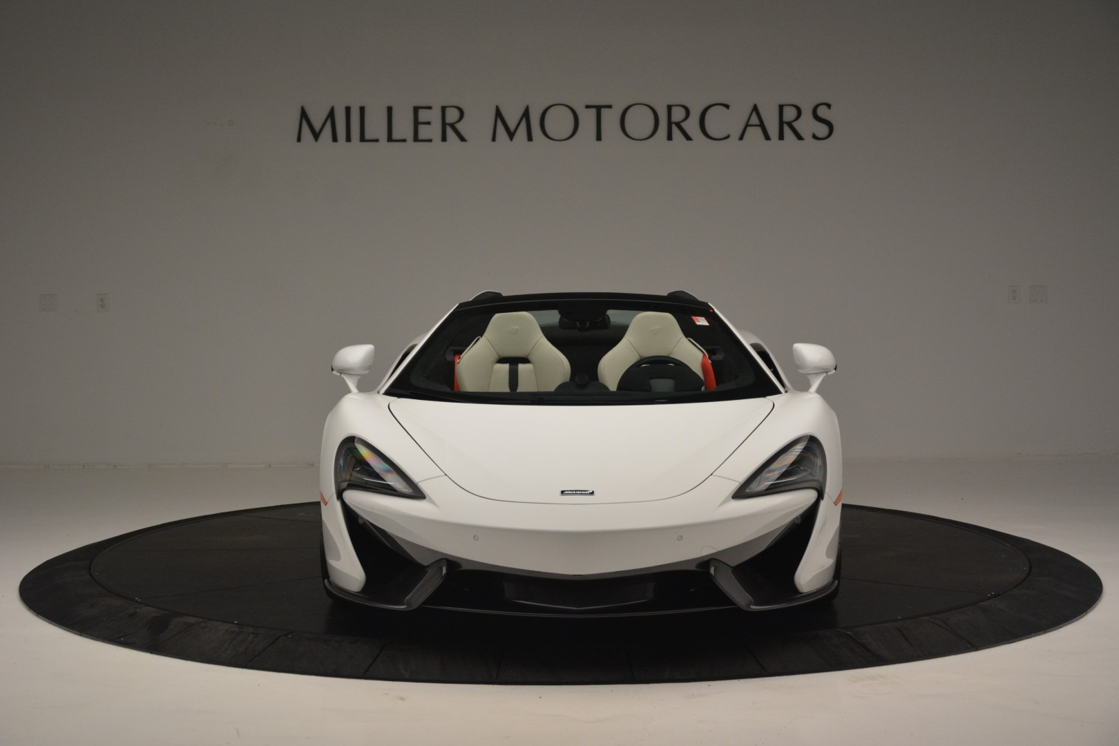 New 2019 McLaren 570S Spider Convertible For Sale In Greenwich, CT 2523_p12