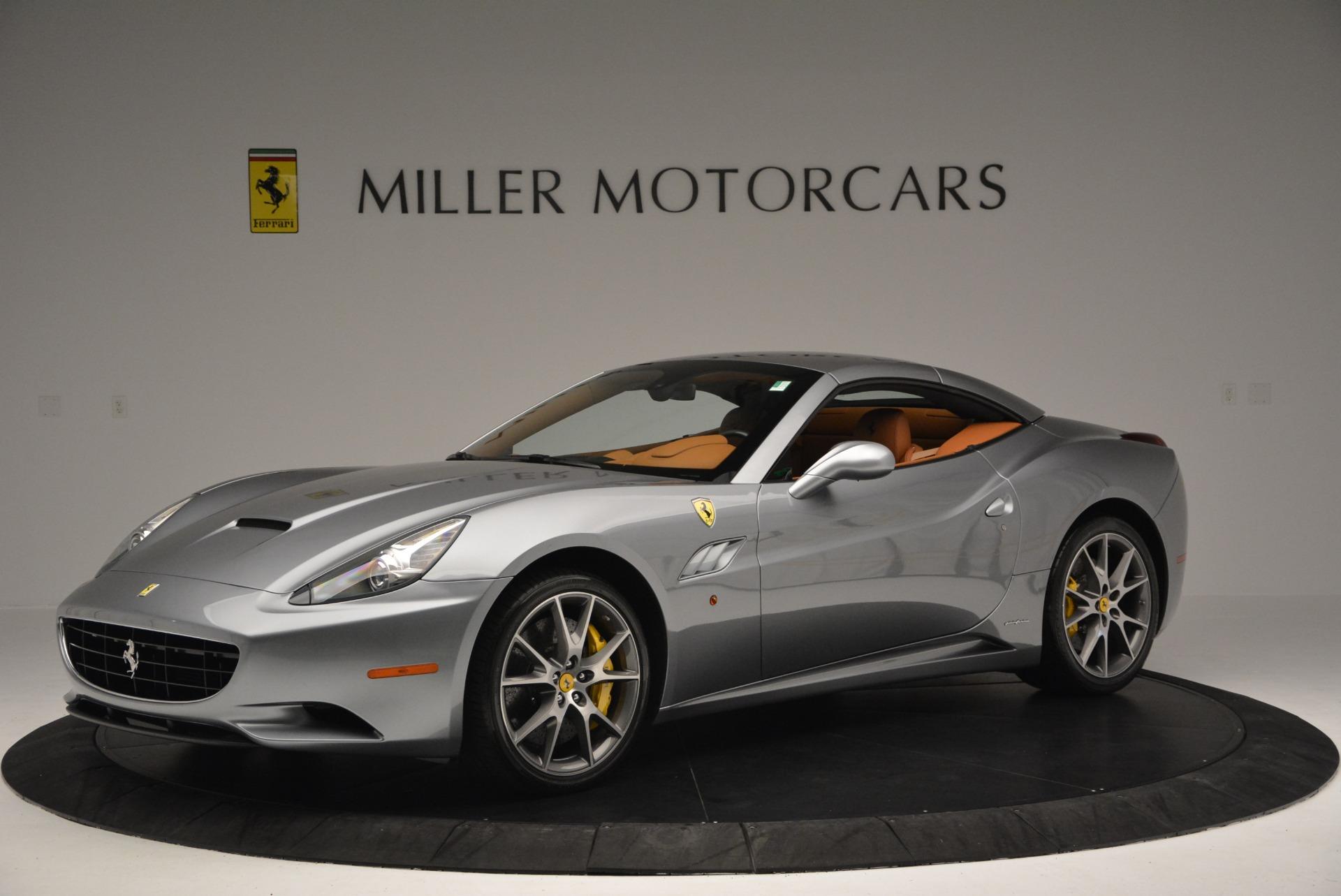Used 2012 Ferrari California  For Sale In Greenwich, CT 2524_p14