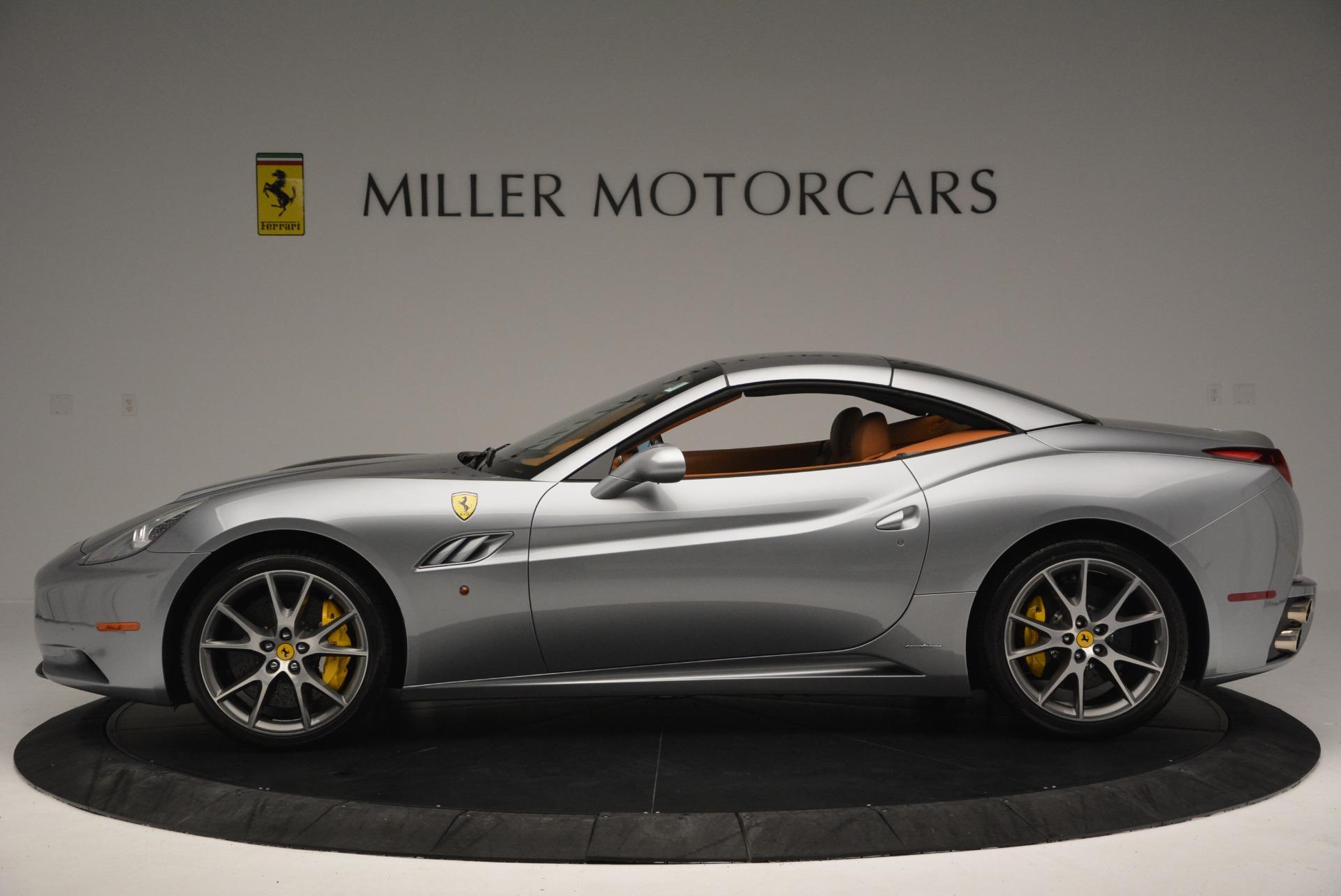Used 2012 Ferrari California  For Sale In Greenwich, CT 2524_p15