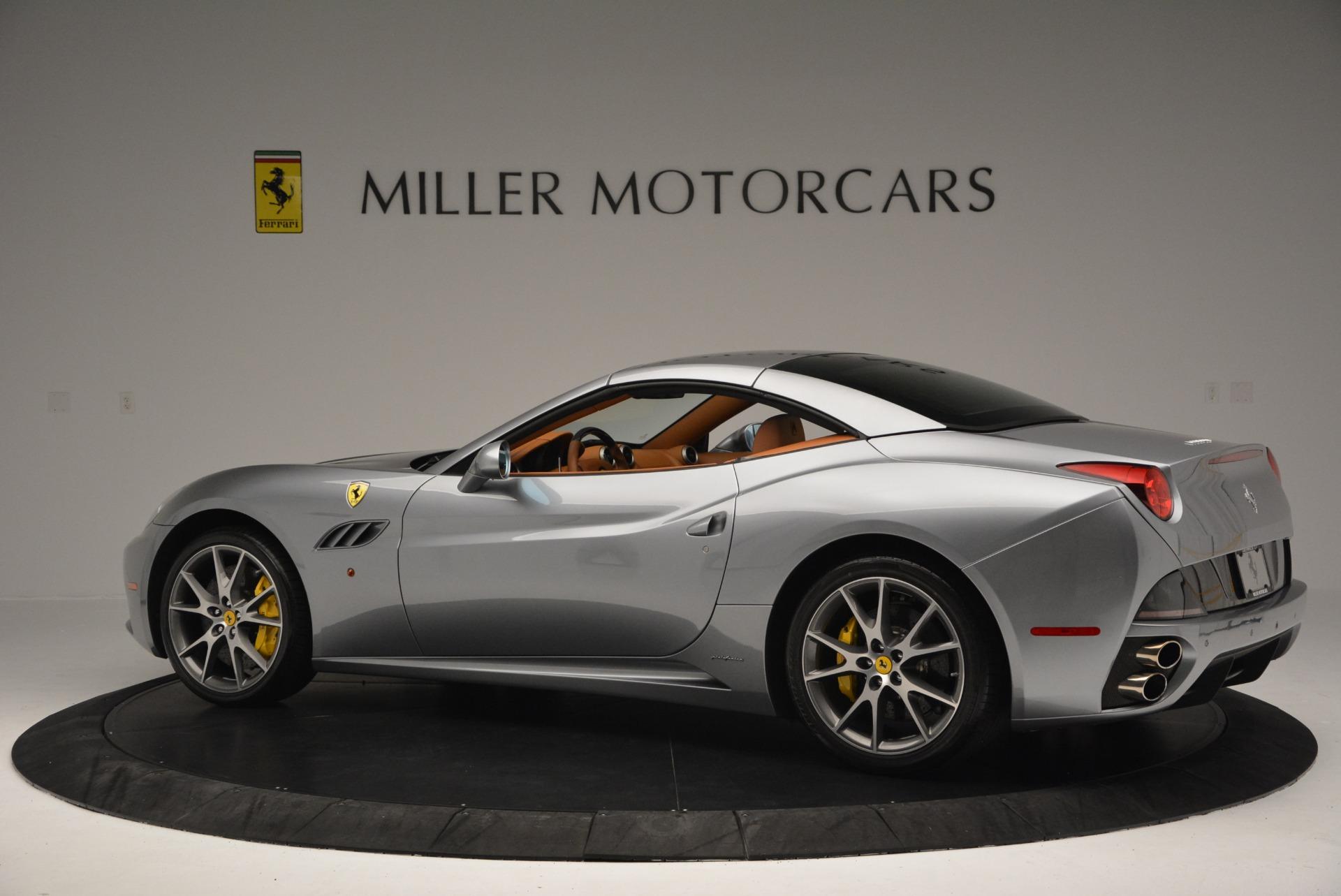 Used 2012 Ferrari California  For Sale In Greenwich, CT 2524_p16