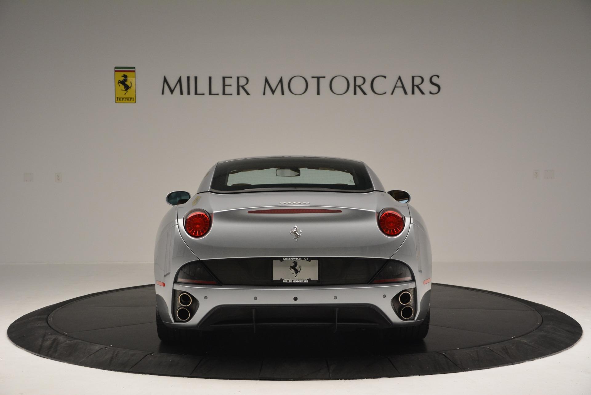 Used 2012 Ferrari California  For Sale In Greenwich, CT 2524_p18