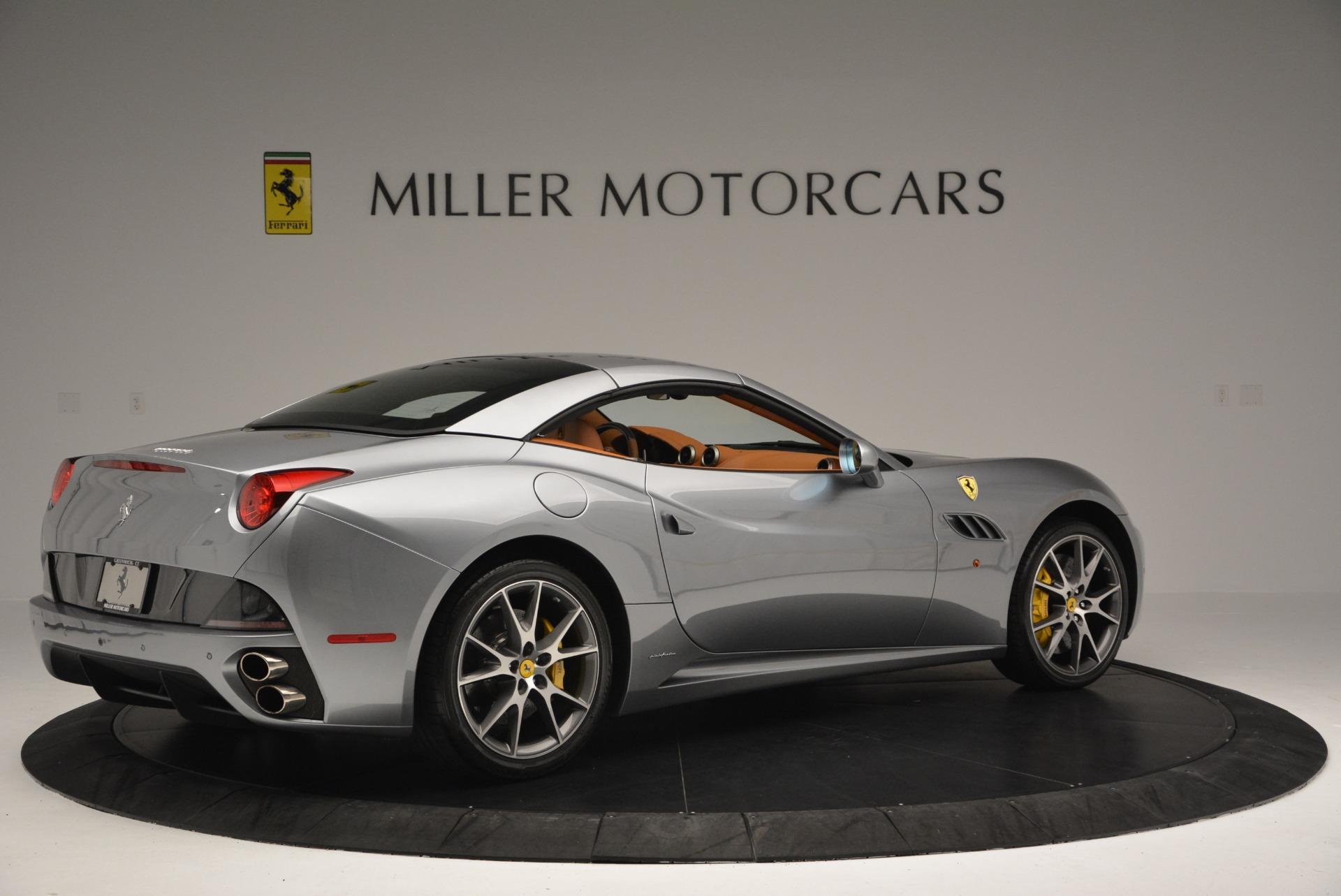 Used 2012 Ferrari California  For Sale In Greenwich, CT 2524_p20