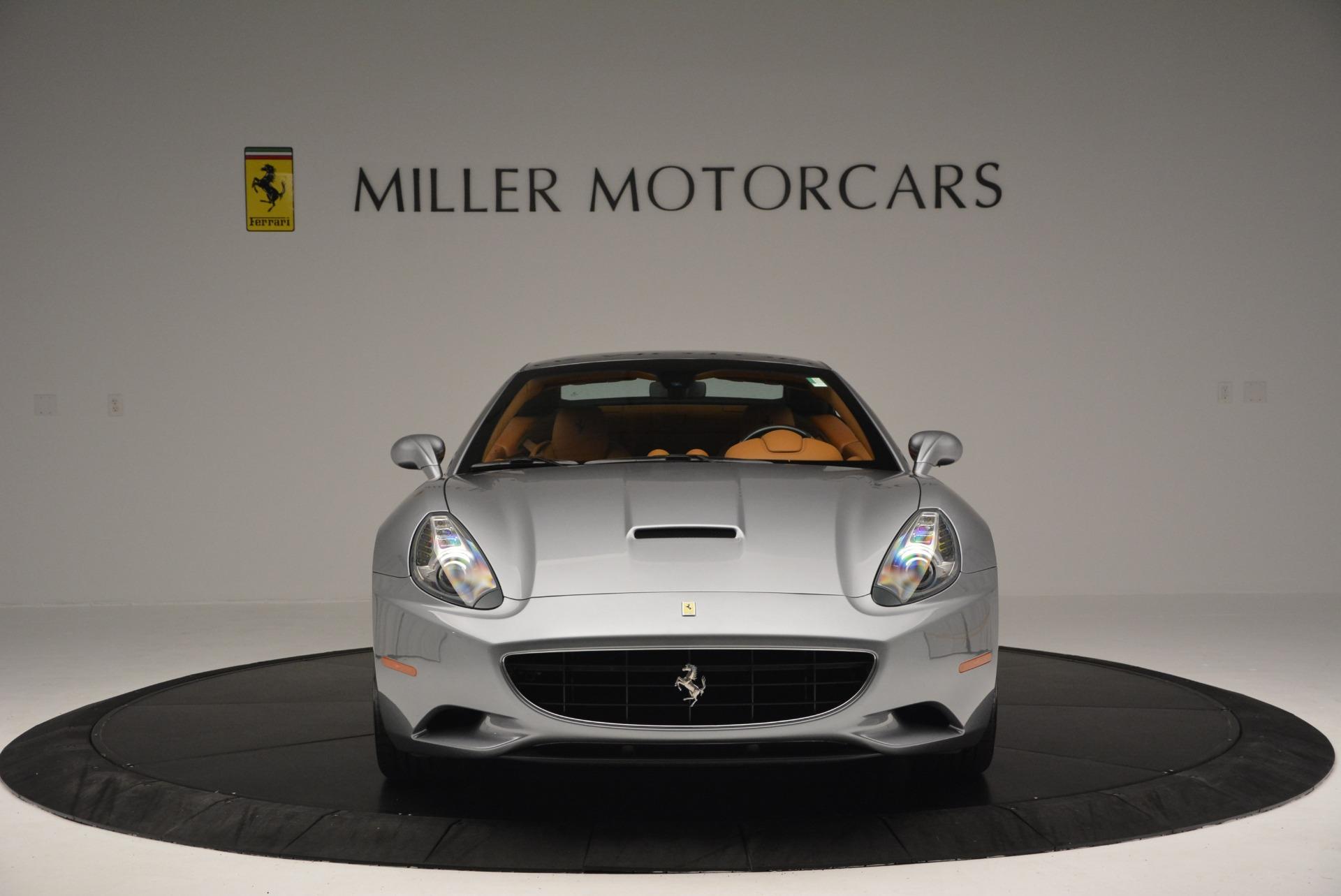 Used 2012 Ferrari California  For Sale In Greenwich, CT 2524_p24