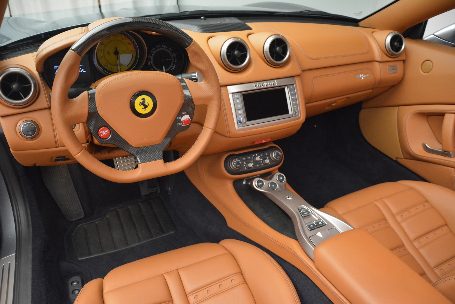 Used 2012 Ferrari California  For Sale In Greenwich, CT 2524_p25