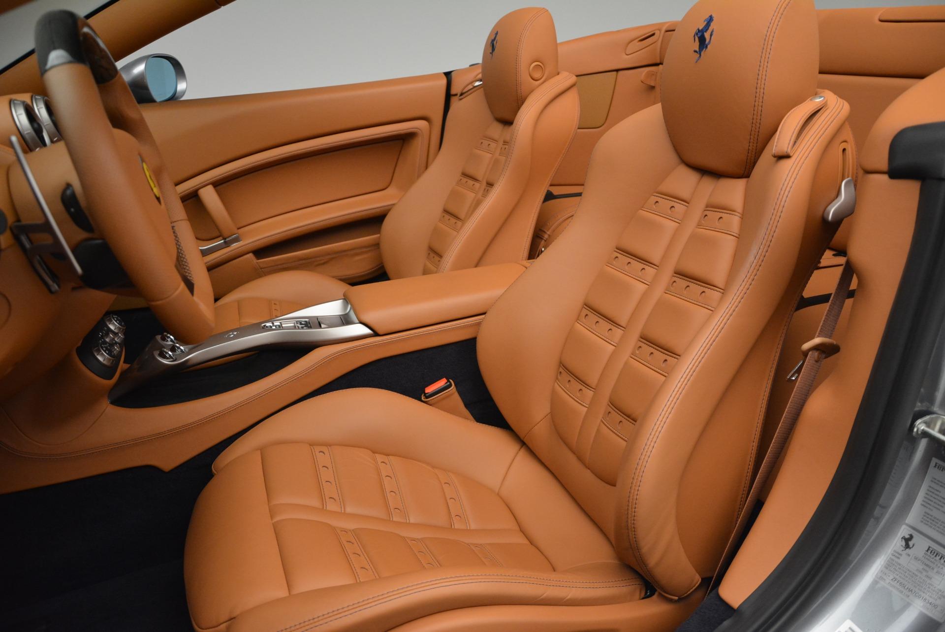 Used 2012 Ferrari California  For Sale In Greenwich, CT 2524_p27