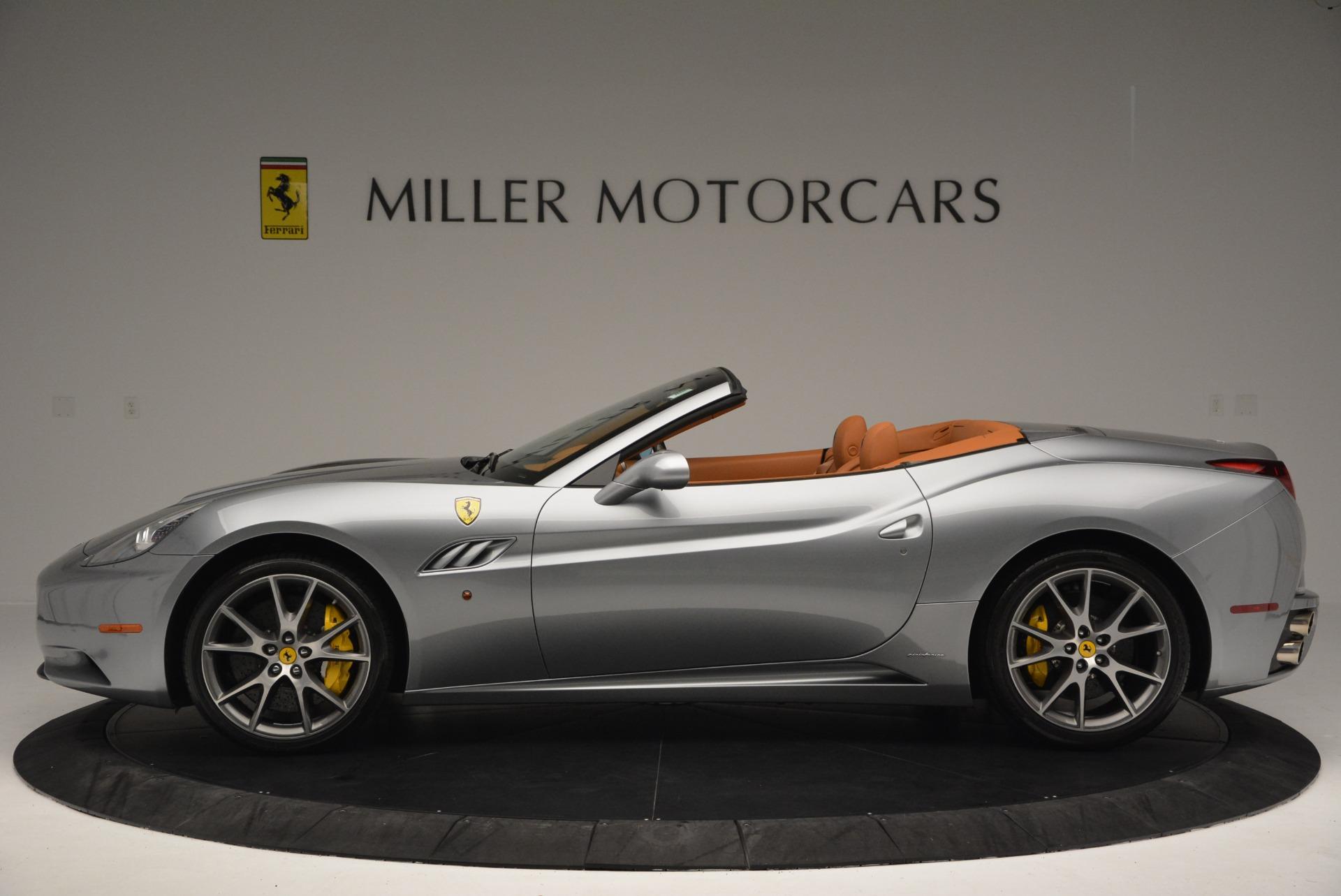 Used 2012 Ferrari California  For Sale In Greenwich, CT 2524_p3