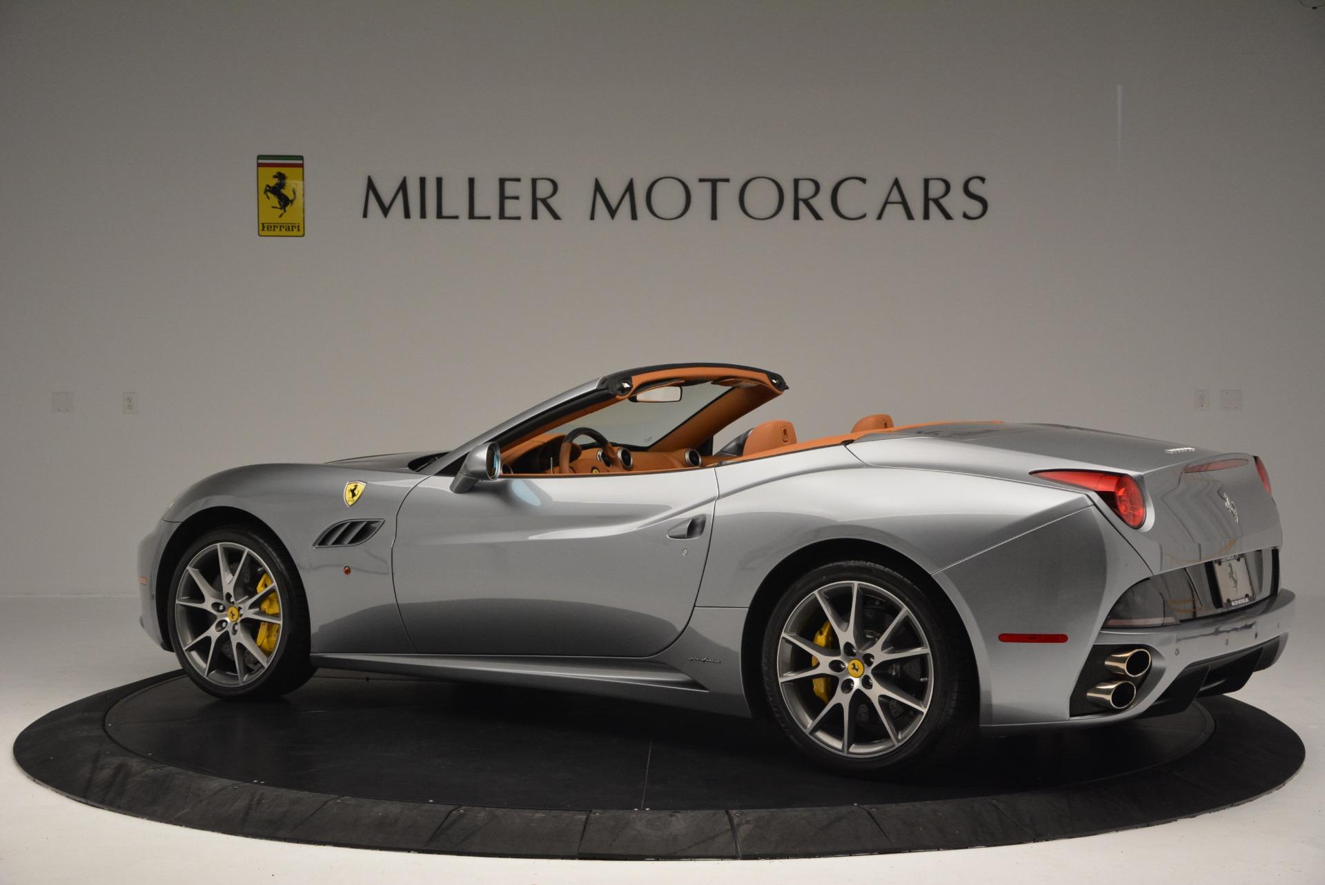 Used 2012 Ferrari California  For Sale In Greenwich, CT 2524_p4