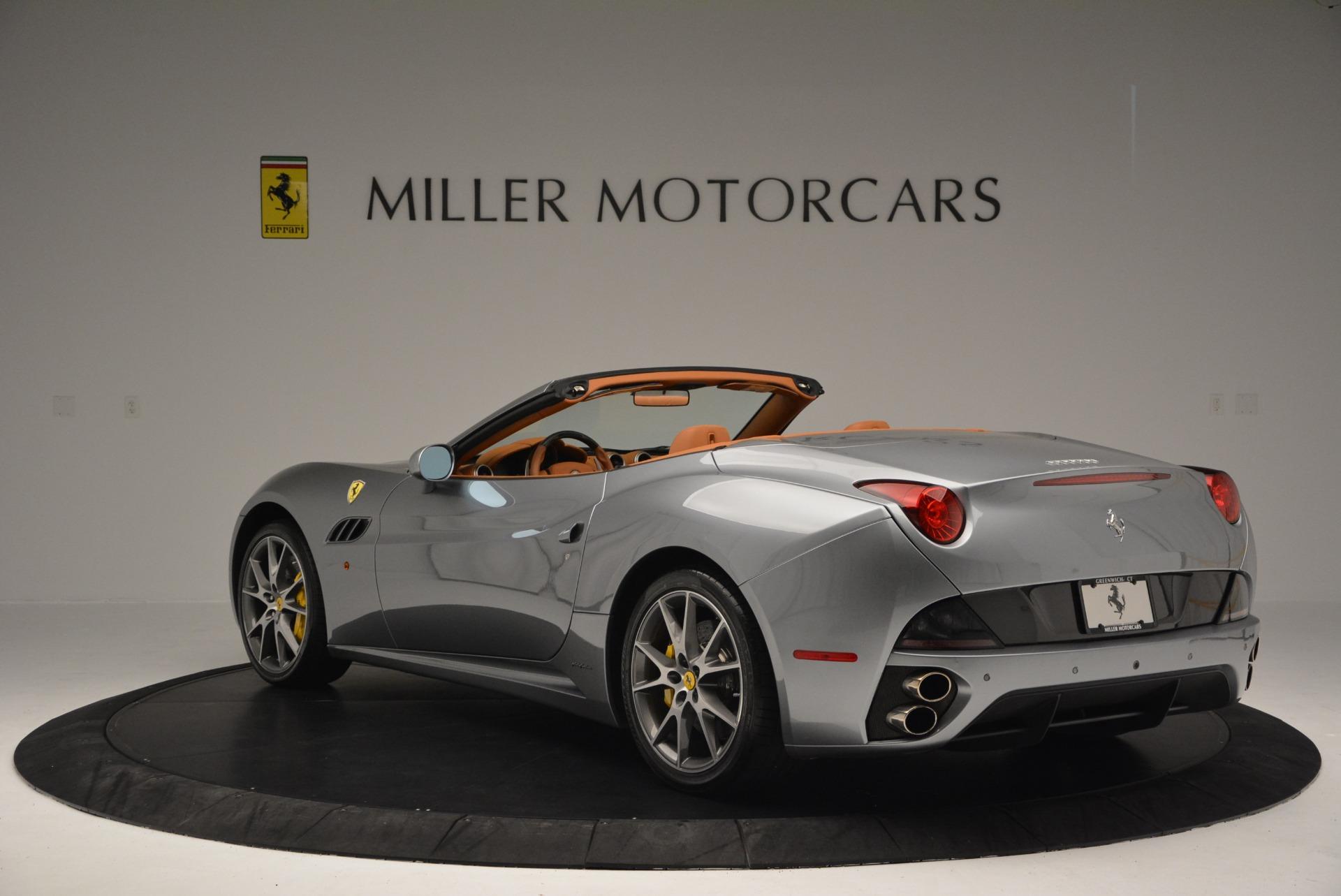 Used 2012 Ferrari California  For Sale In Greenwich, CT 2524_p5