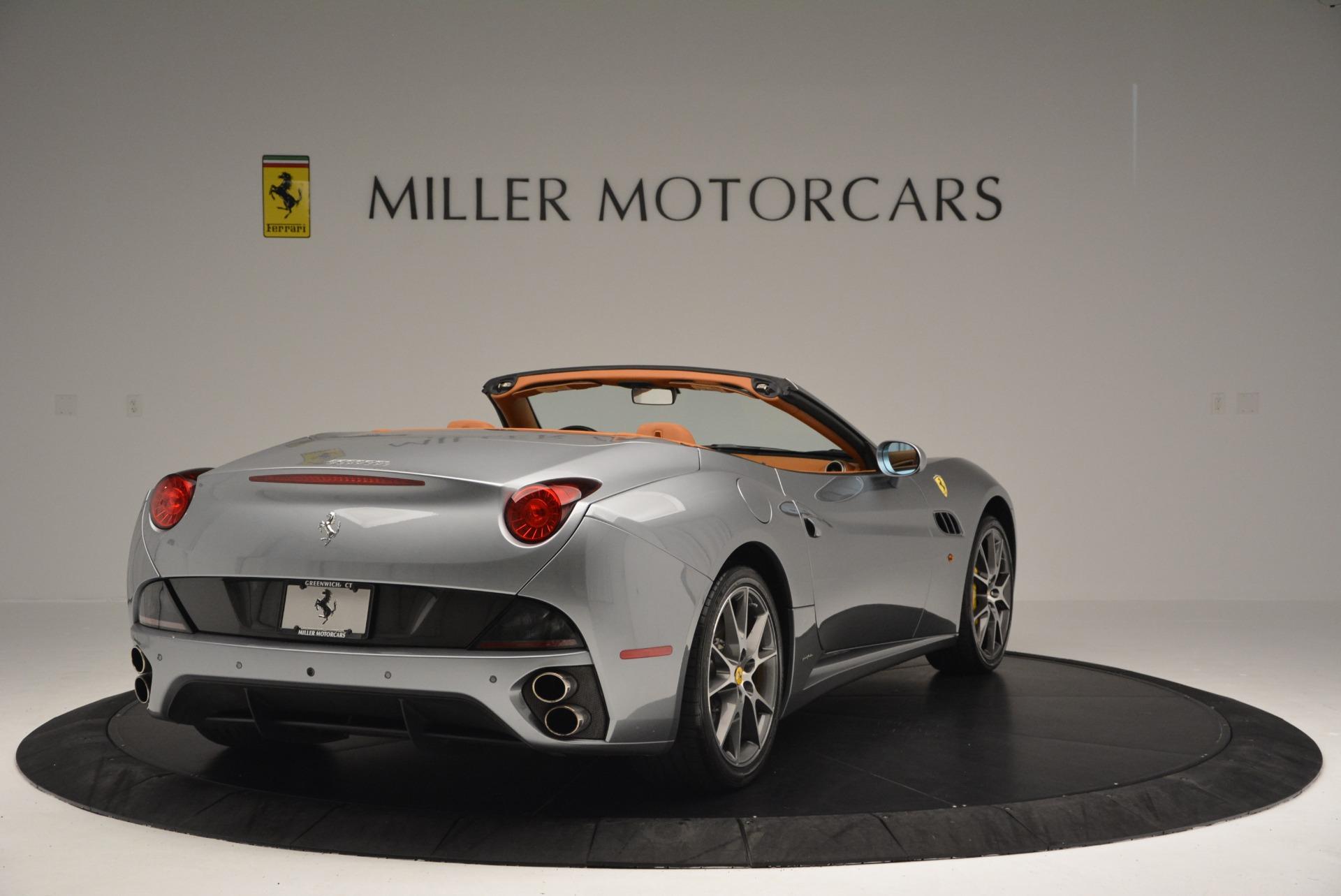 Used 2012 Ferrari California  For Sale In Greenwich, CT 2524_p7