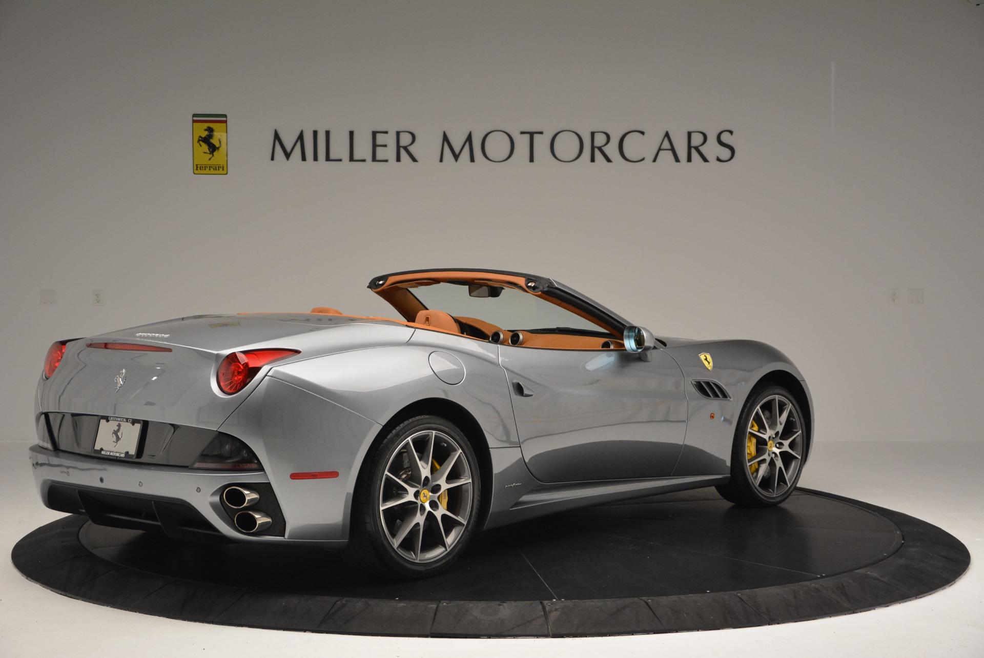 Used 2012 Ferrari California  For Sale In Greenwich, CT 2524_p8