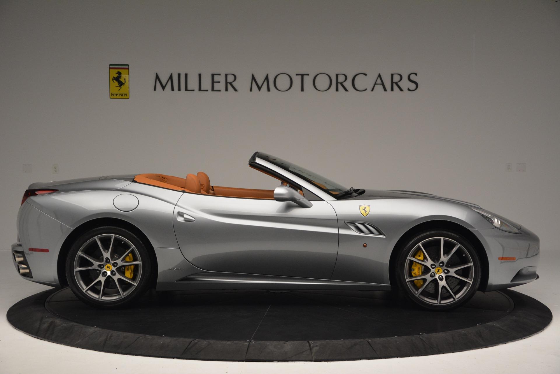 Used 2012 Ferrari California  For Sale In Greenwich, CT 2524_p9