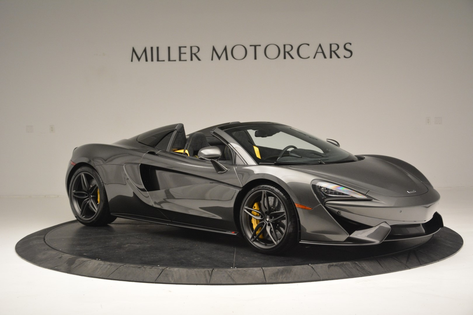 New 2019 McLaren 570S Spider Convertible For Sale In Greenwich, CT 2526_p10