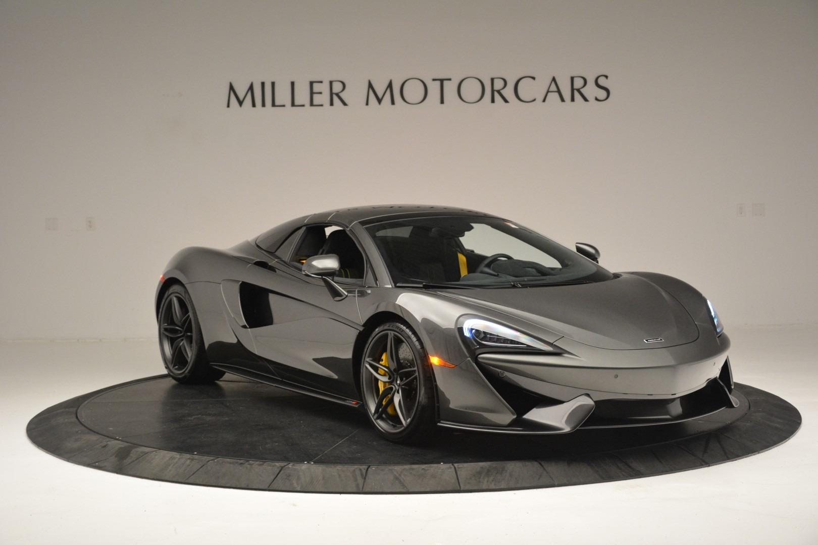 New 2019 McLaren 570S Spider Convertible For Sale In Greenwich, CT 2526_p21