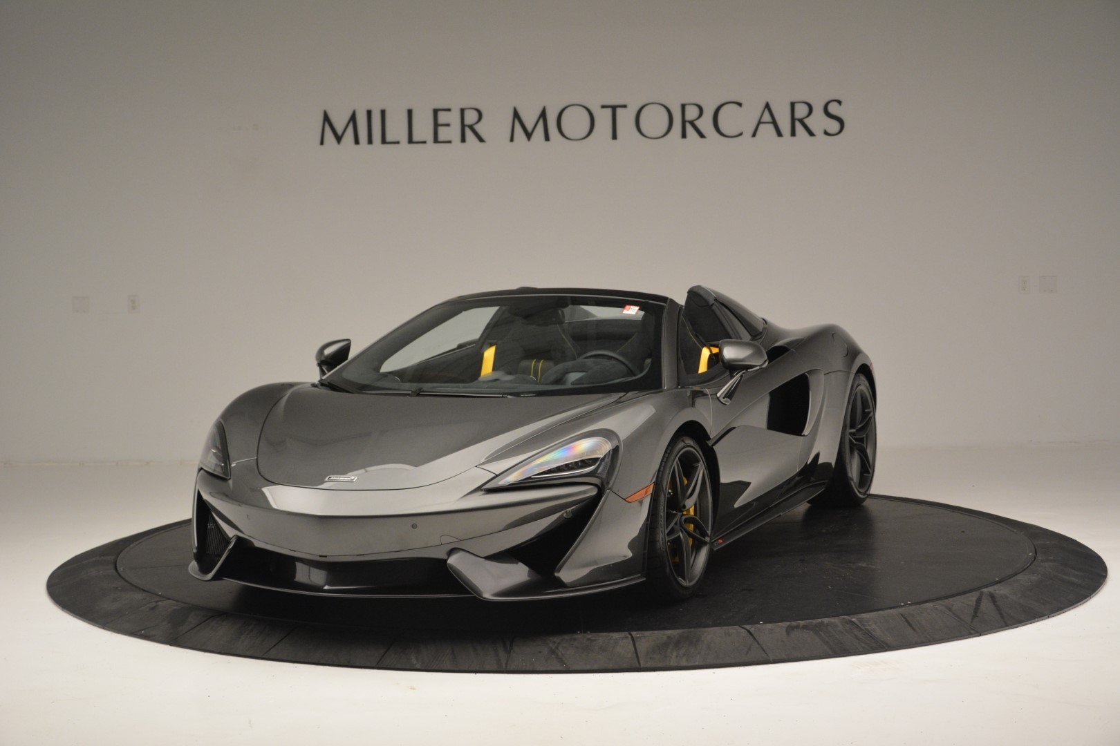 New 2019 McLaren 570S Spider Convertible For Sale In Greenwich, CT 2526_p2