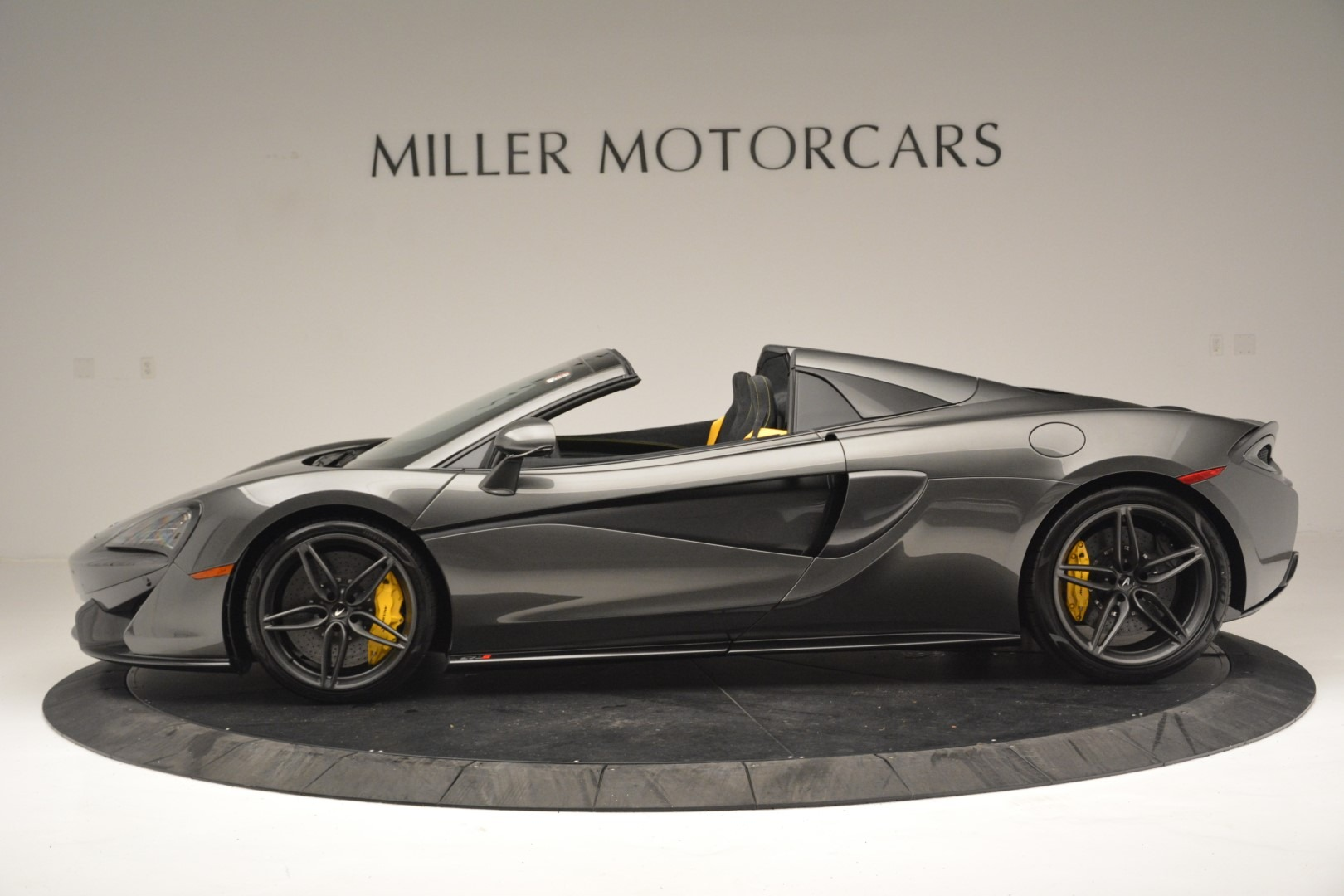 New 2019 McLaren 570S Spider Convertible For Sale In Greenwich, CT 2526_p3