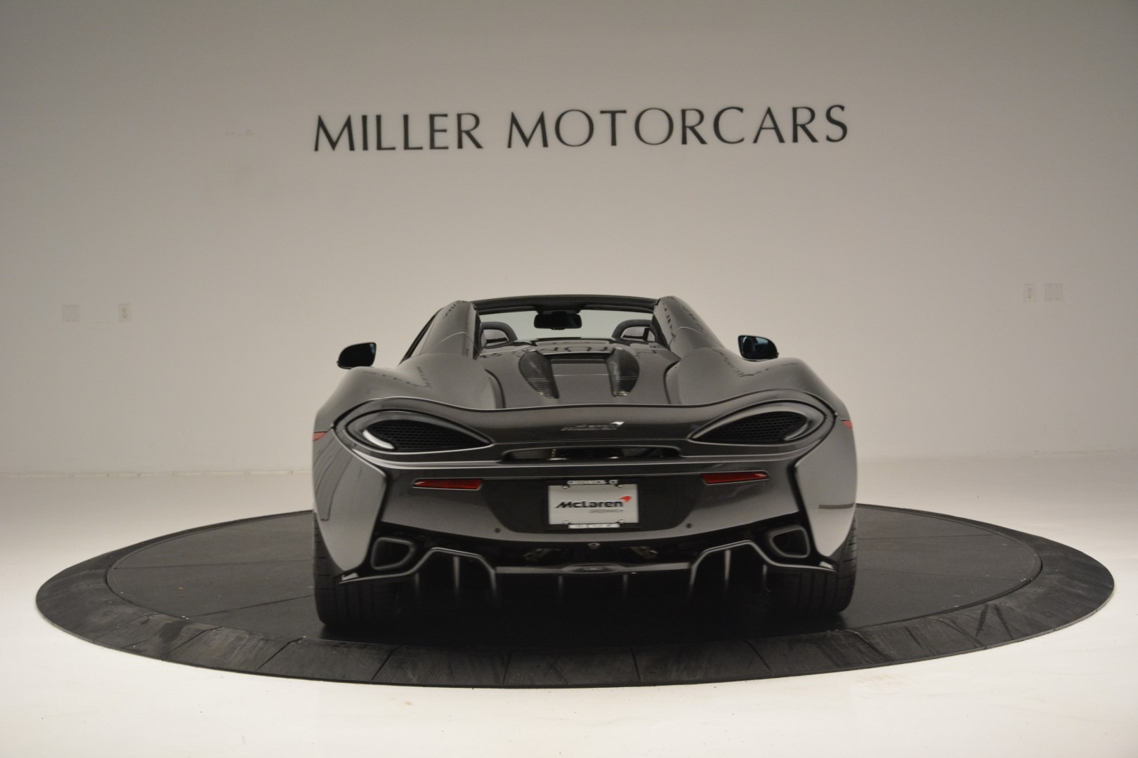 New 2019 McLaren 570S Spider Convertible For Sale In Greenwich, CT 2526_p6
