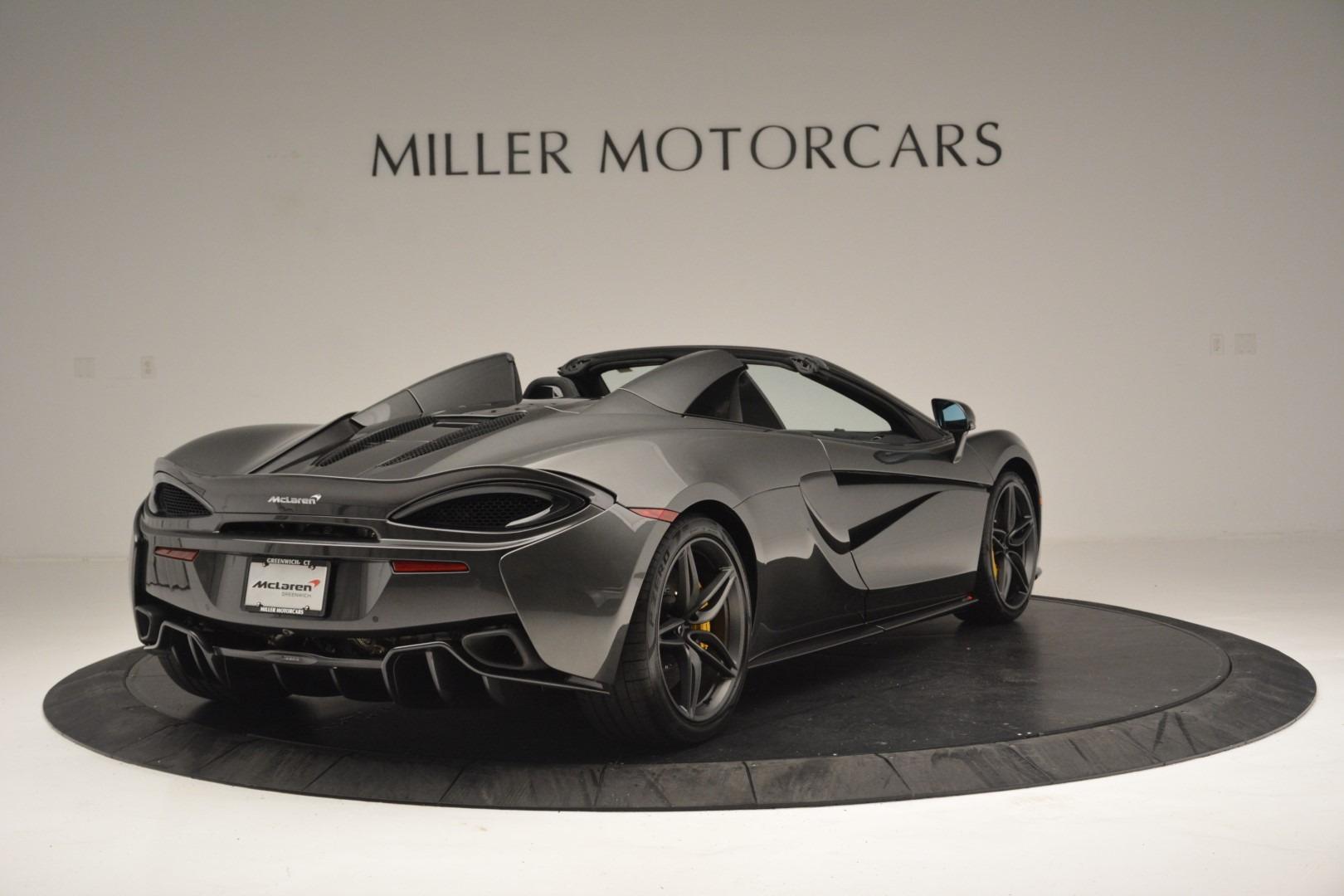 New 2019 McLaren 570S Spider Convertible For Sale In Greenwich, CT 2526_p7