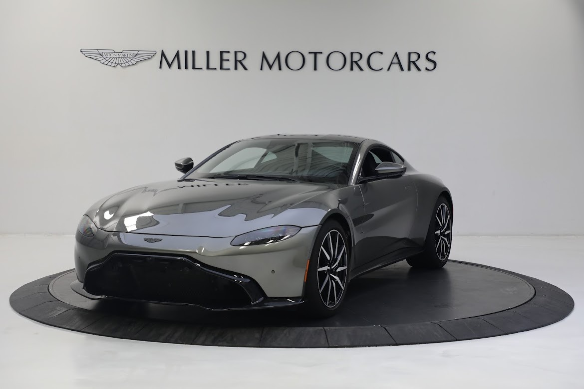 New 2019 Aston Martin Vantage Coupe For Sale In Greenwich, CT 2527_main