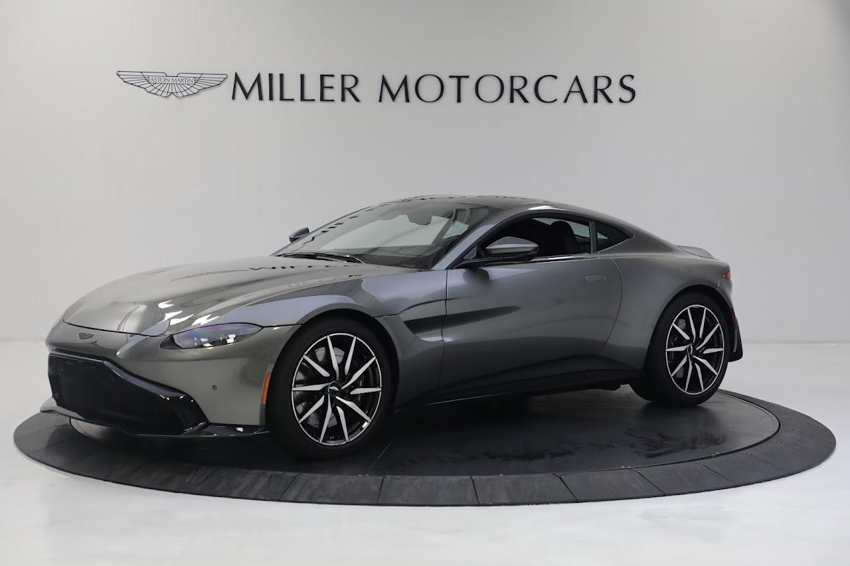 New 2019 Aston Martin Vantage V8 For Sale In Greenwich, CT 2527_main