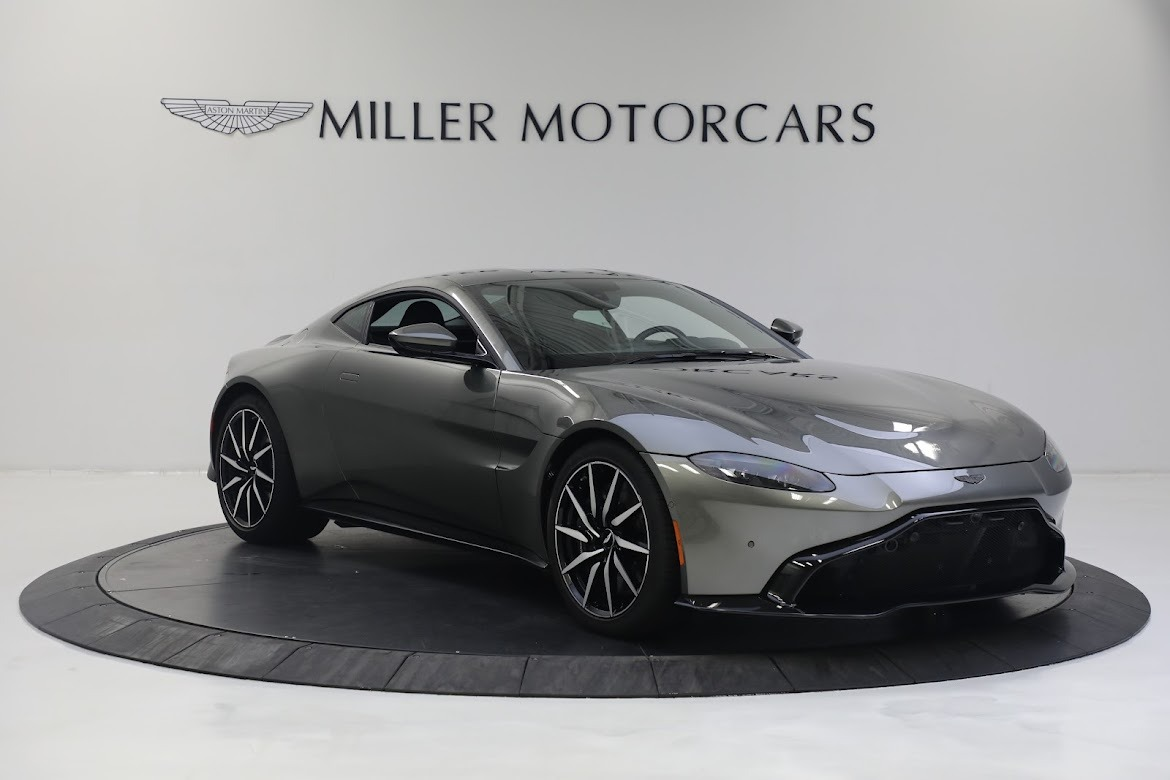 New 2019 Aston Martin Vantage Coupe For Sale In Greenwich, CT 2527_p10