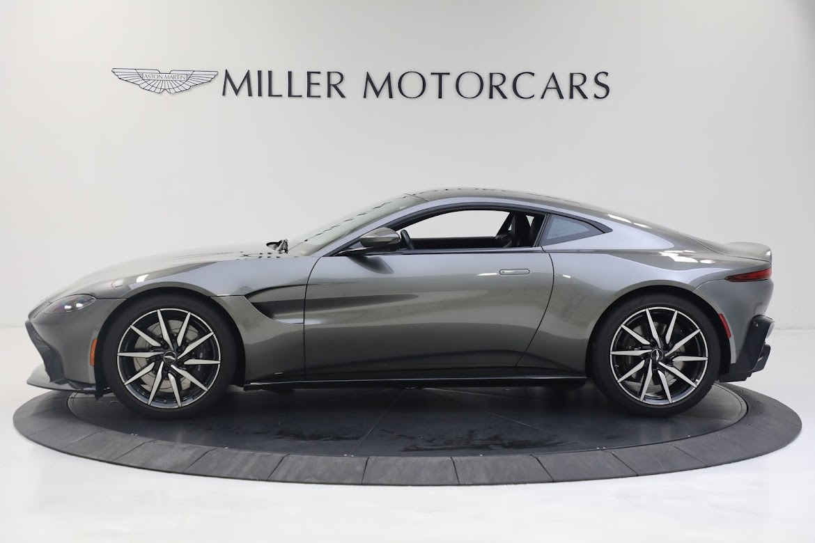 New 2019 Aston Martin Vantage Coupe For Sale In Greenwich, CT 2527_p2