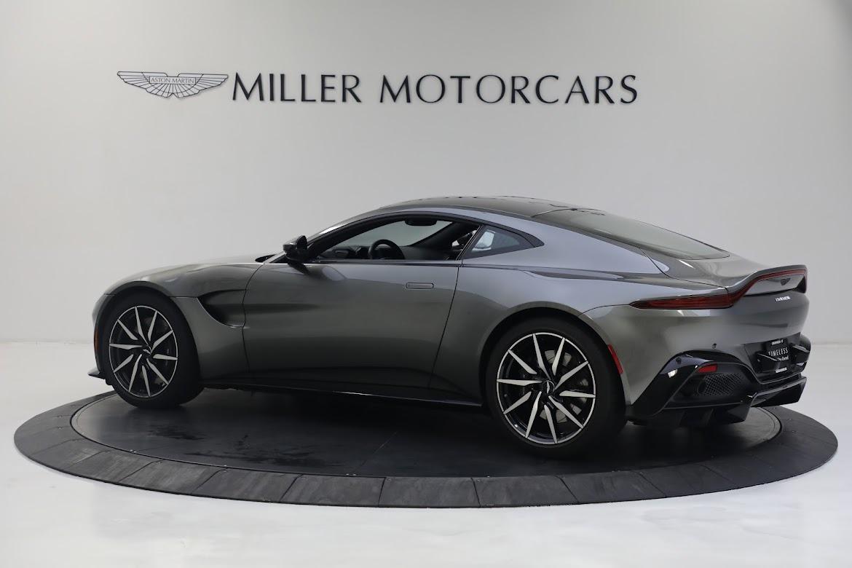 New 2019 Aston Martin Vantage V8 For Sale In Greenwich, CT 2527_p3