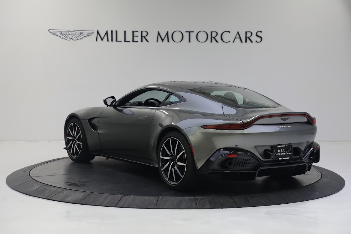 New 2019 Aston Martin Vantage Coupe For Sale In Greenwich, CT 2527_p4
