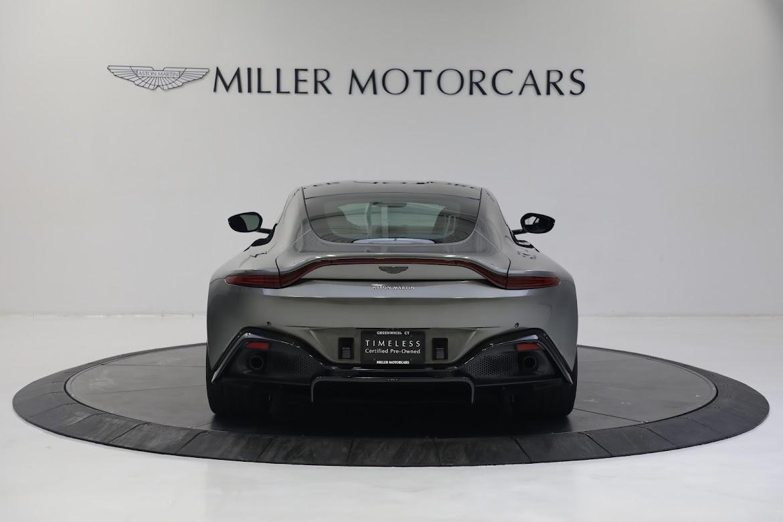 New 2019 Aston Martin Vantage V8 For Sale In Greenwich, CT 2527_p5