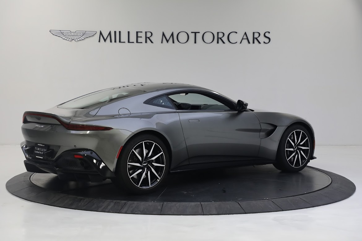 New 2019 Aston Martin Vantage Coupe For Sale In Greenwich, CT 2527_p7
