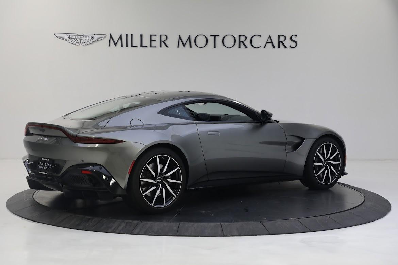 New 2019 Aston Martin Vantage V8 For Sale In Greenwich, CT 2527_p7